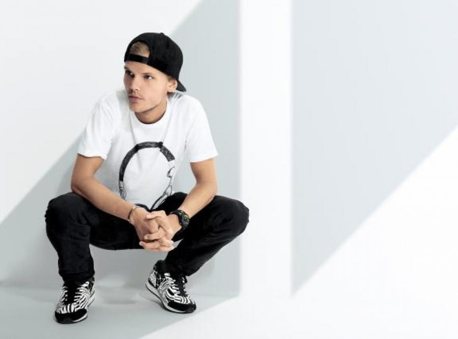 Avicii slipper to nye singler