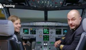 Landet et Airbus A320