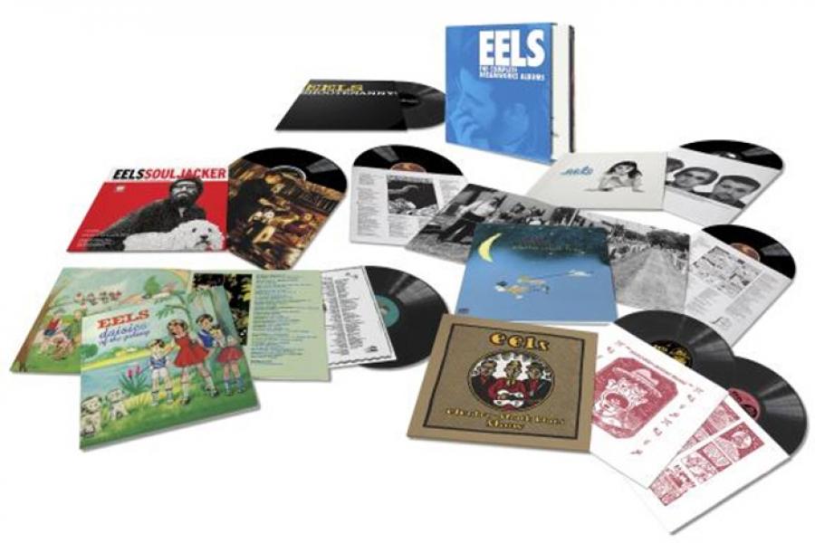 Eels med The Complete Dreamworks Albums