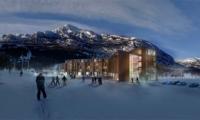 Ny alpin lodge i Hemsedal