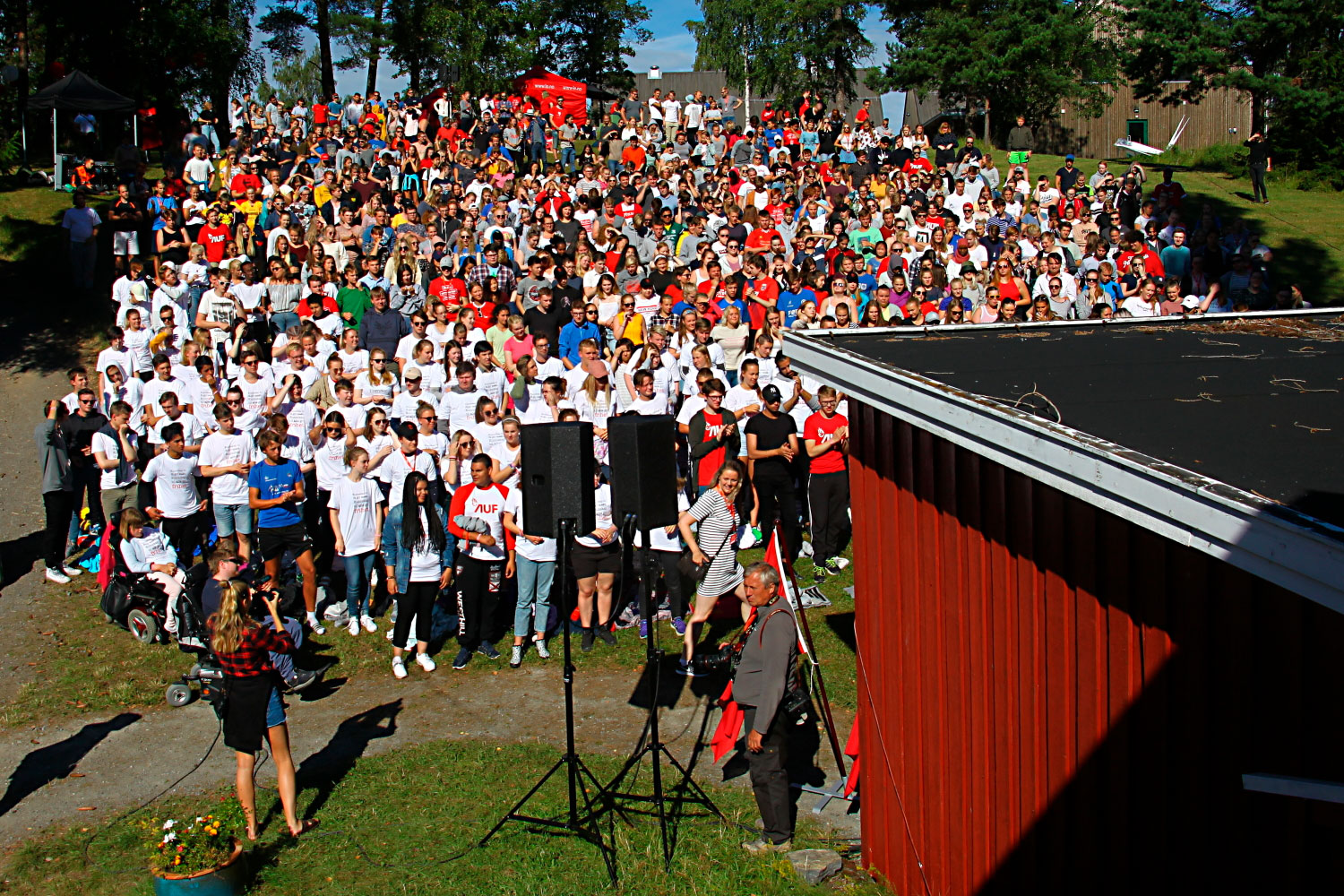 auf summer camp utoya2