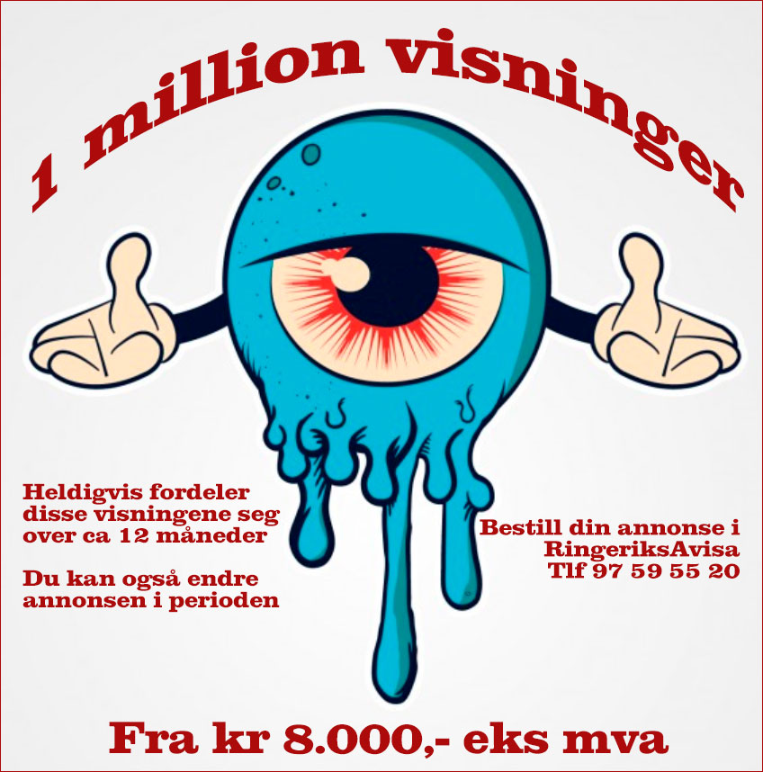 1 million visninger