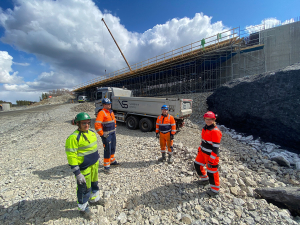 Miljøvennlig veibygging Åsbygda - Olum