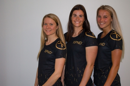 Team XPND ekspanderer med guts og girlpower!