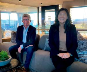 Jane blir ny administrerende direktør i AKA