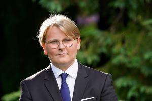 Prins Sverre Magnus fyller 15 år