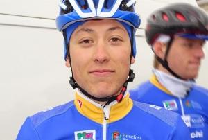 Hønefoss-syklist imponerte i Colombia