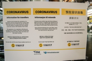 50 personer i viruskarantene i Oslo