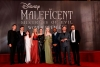 Stjernespekket: Her er Joachim Rønning på verdenspremieren for «Maleficent: Mistress of Evil» i Los Angeles 30. september, med f.v. Harris Dickinson, Sam Riley, Jenn Murray, Michelle Pfeiffer, Angelina Jolie, Elle Fanning, Chiwetel Ejiofor og Ed Skrein.