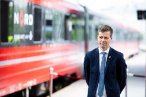 32,1 milliarder til jernbanesatsing: – Historisk