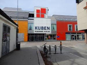 Nærmere 20 butikker stengt i KUBEN