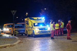 Fem drepte og to skadde på Kongsberg