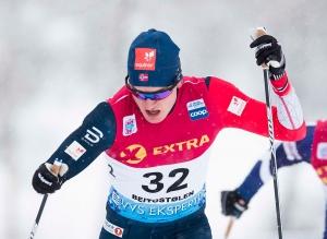 Eirik Sverdrup Augdal til V-cup på Lillehammer