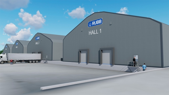 Rubb AS mot rekordomsetning med Thermohall
