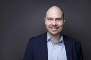 Anders Opdahl ny konsernsjef i Amedia