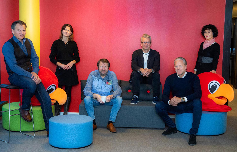 Seks kjente norske forfattere lanserer moderne versjoner av klassiske folkeeventyr