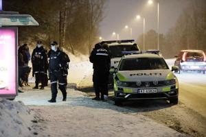 13-årig gutt knivstukket ved Haugerudsenteret i Oslo