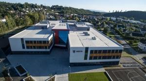 Videregående skoler i Ringerike holder stengt også etter påske