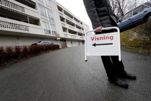 Mange utsetter boligsalg og -kjøp