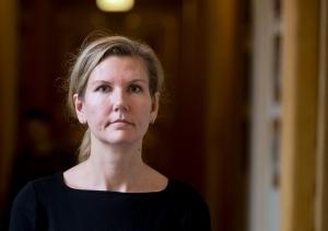 Marianne Marthinsen skulle ønske Trond Giske ville gi Ap ro