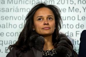 «Afrikas rikeste kvinne» anklages for å ha flådd Angola