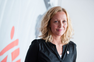 Lindis Hurum blir ny generalsekretær for Leger Uten Grenser