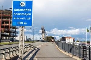 Ny bompengerekord for norske bilister i fjor
